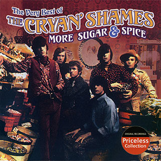 cryan' shames cd the best of more sugar and spice collectables front