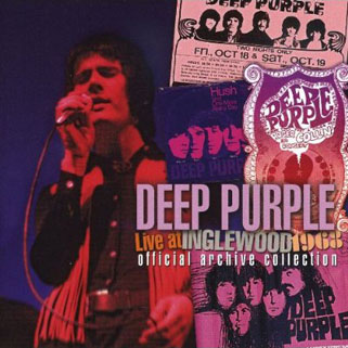 deep purple cd live at inglewood front
