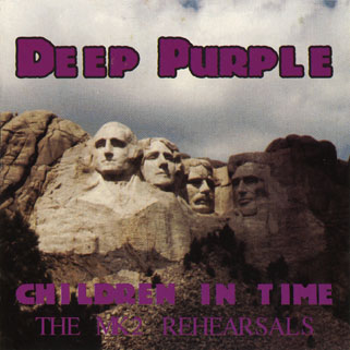 deep purple cd children in time front