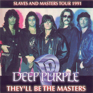 deep purple cd they'll be live in freiburg ront