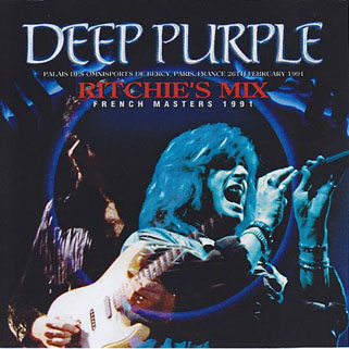 deep purple cd ritchie's mix front