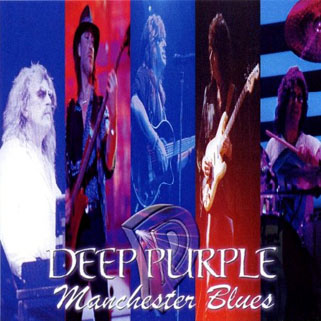 deep purple cd manchester blues front