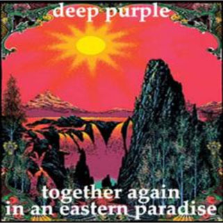 deep purple cd together again in eastern paradise front