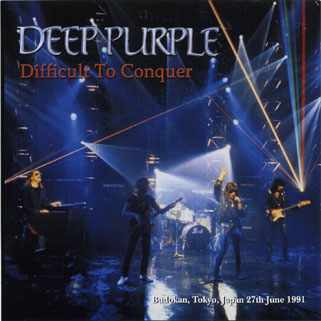deep purple cd difficult to conquer front