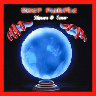 deep purple cd slaves and tour front