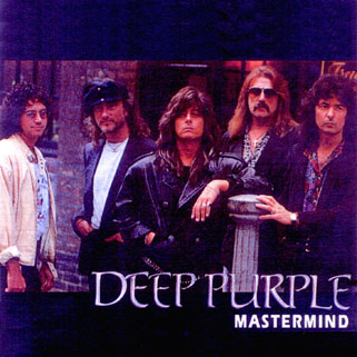 deep purple cd mastermind front