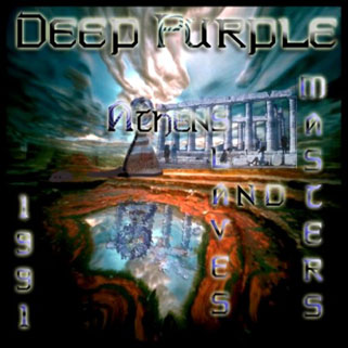 deep purple cd live in athens 1991 front