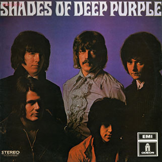 deep purple lp shades of france front