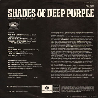 eep purple lp shades of uk back cover second release
