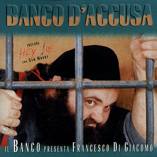 francesco di giacomo cd banco d'accusa front
