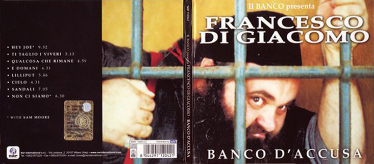 francesco di giacomo cd banco d'accusa reissue sleeve out