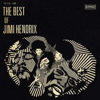 fremont's group the best of jimi hendrix 2nd sleeve front