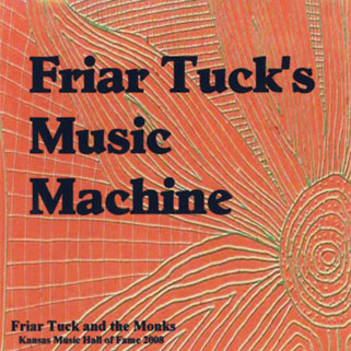 friar tucks and the monks cd music machine front