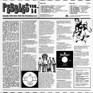 golden cups lp pebbles 14 back