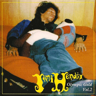 jimi cd olympic gold volume 2 front