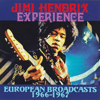 jimi cd european broadcasts 1966-1967 japan front