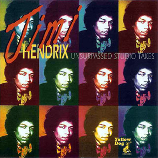jimi cd unsurpassed studio takes front