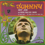 johnny cd ep hey joe