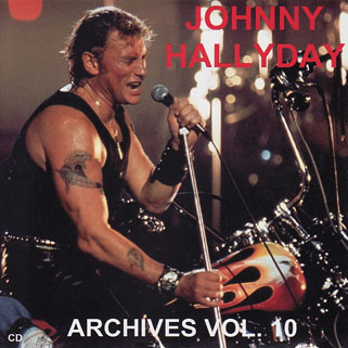johnny archives 10 front