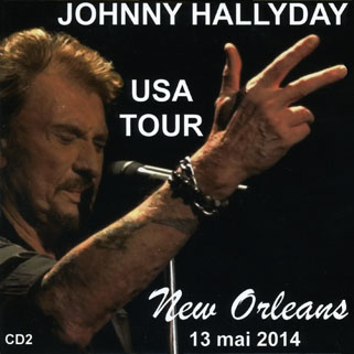 johnny new orleans 13 mai 2014 front
