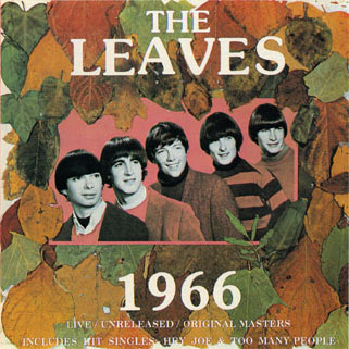 leaves cd leaves 1966 front
