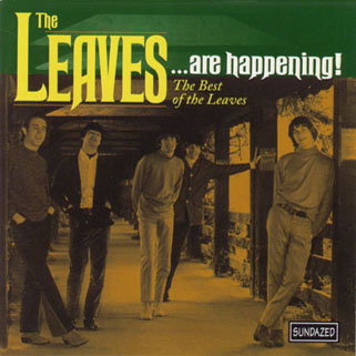 leaves cd leaves are happening front
