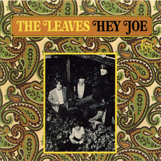 leaves cd hey joe one way front