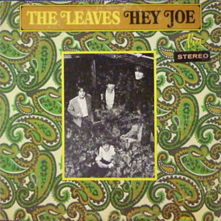 leaves lp hey joe mira stereo front