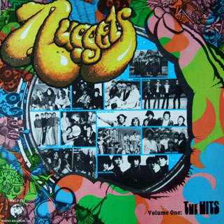 leaves lp nuggets volume one the hits front
