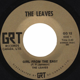 leaves single grt grt girl from the east