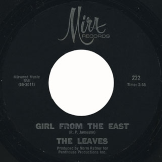leaves single mira 222 1 girl from the east