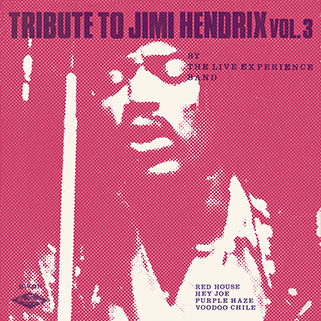 live experience lp tribute to jimi hendrix vol 3 front