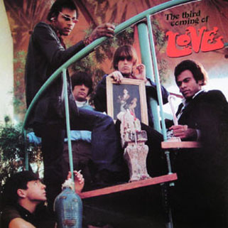 love lp the third coming of love front