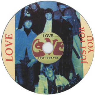 love cd just for you label