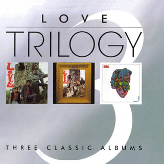 love 3 cd love trylogy front