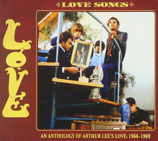 love cd love songs 1966-1969 front