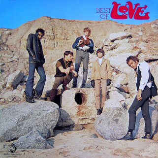 love lo best of love rhino 1980 front