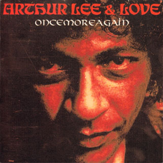 arthur lee and love cd once more again front