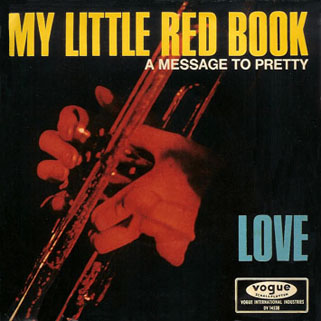 love german single my little red book and hey joe front