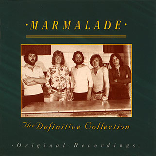 marmalade cd definitive collection castle ccscd 436 front