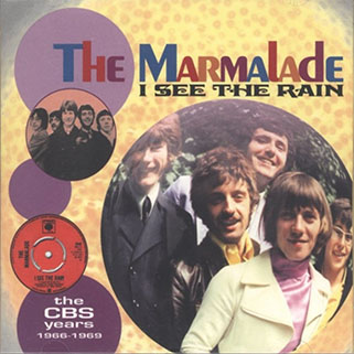 marmalade cd i see the rain castle front