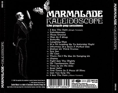 marmalade cd kaleidoscope castle tray