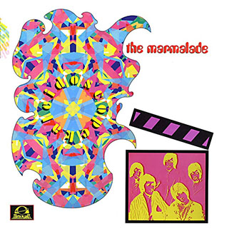marmalade lp kaleidoscope tenth planet front