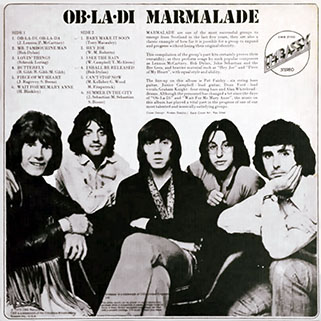 marmalade lp ob la di ob la da embassy uk back