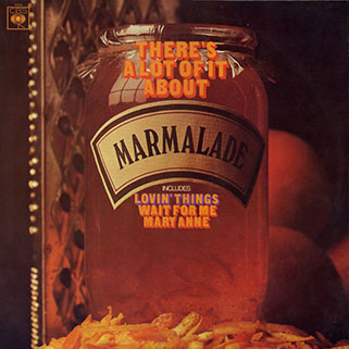 marmalade lp there's a lot of it about cbs uk monofront