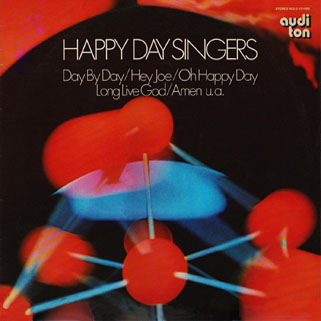 new freedom singers - happy day singers lp same front