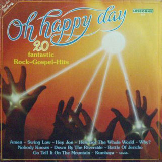 new freddom lee brown singers lp oh happy day front