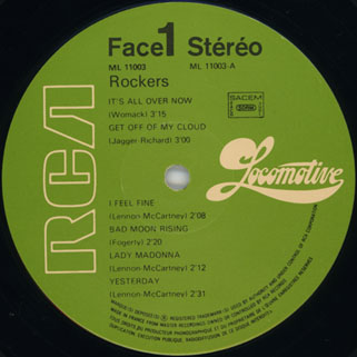 new freedom rockers lp same label 1
