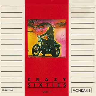 new freedom studio orchestra cd crazy sixties front