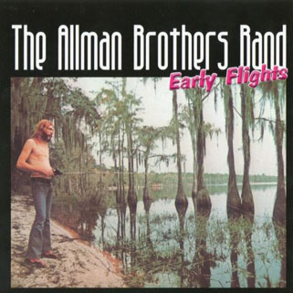allman bros cd early flights front